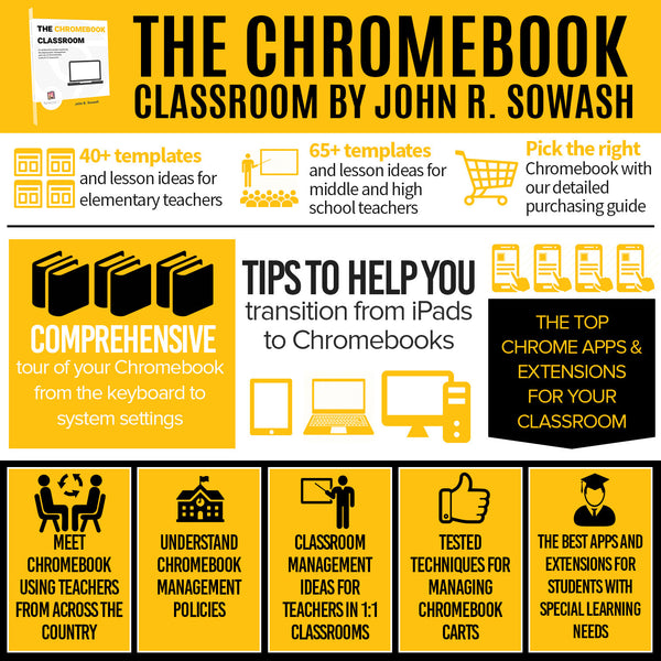 The Chromebook Classroom | Print Edition