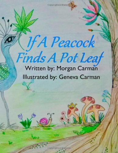 If a Peacock finds a Potleaf