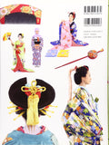 Kimono Costume and Posing 1 - Hair Style and Outfit