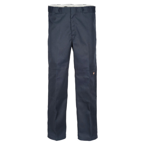 Loose Fit Work Pants Double Knee (Navy)