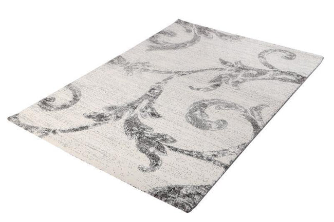 Colette Transitional Supa Thick Grey Rug