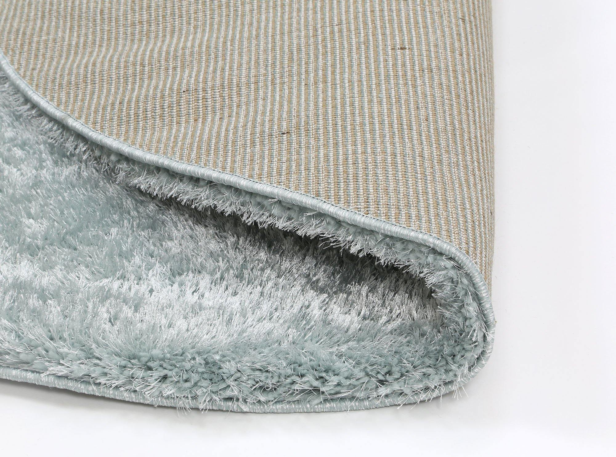 Oasis Soft Shag Teal Rug - The Rugs