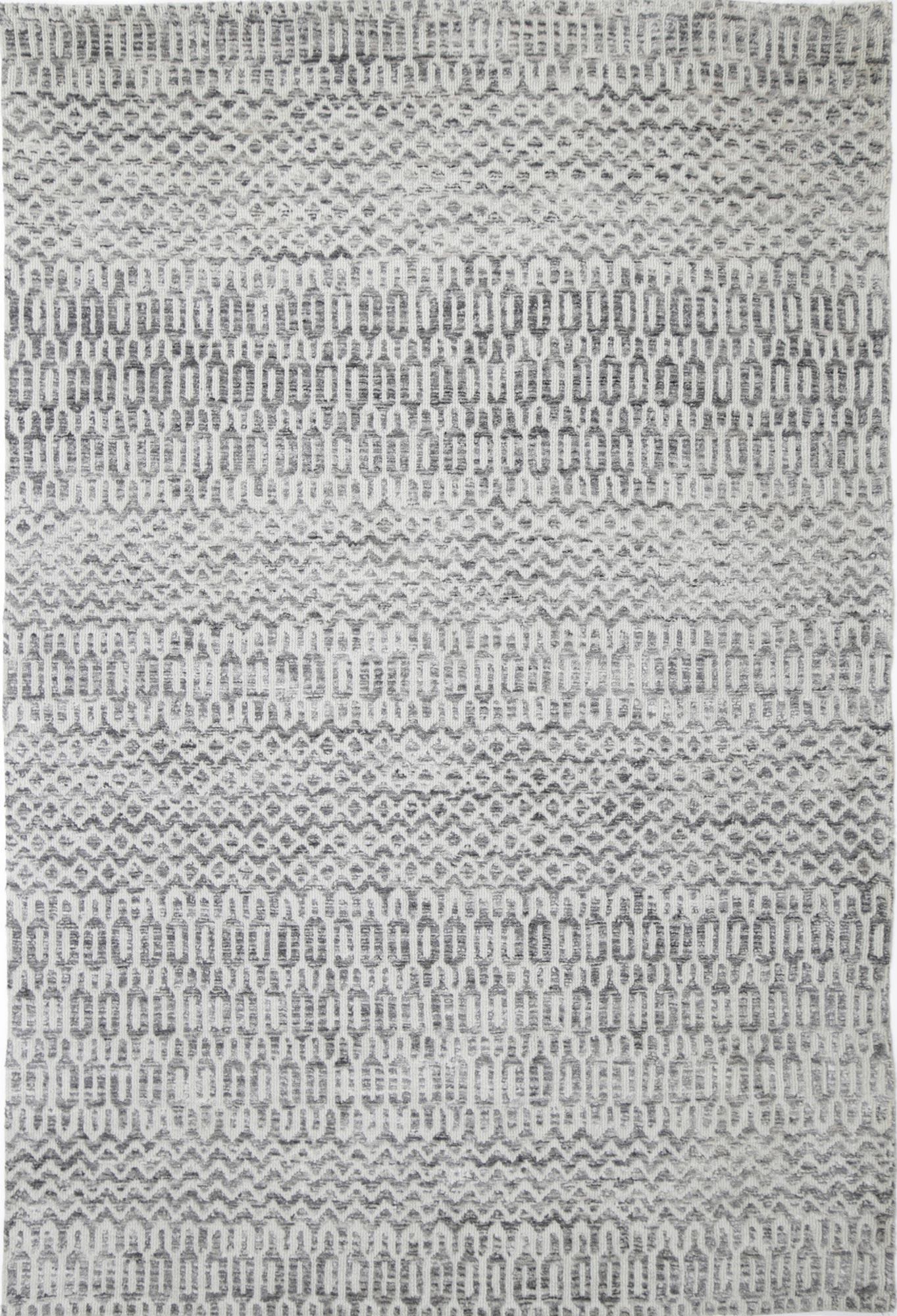 Skylar Camphils Grey Rug - The Rugs