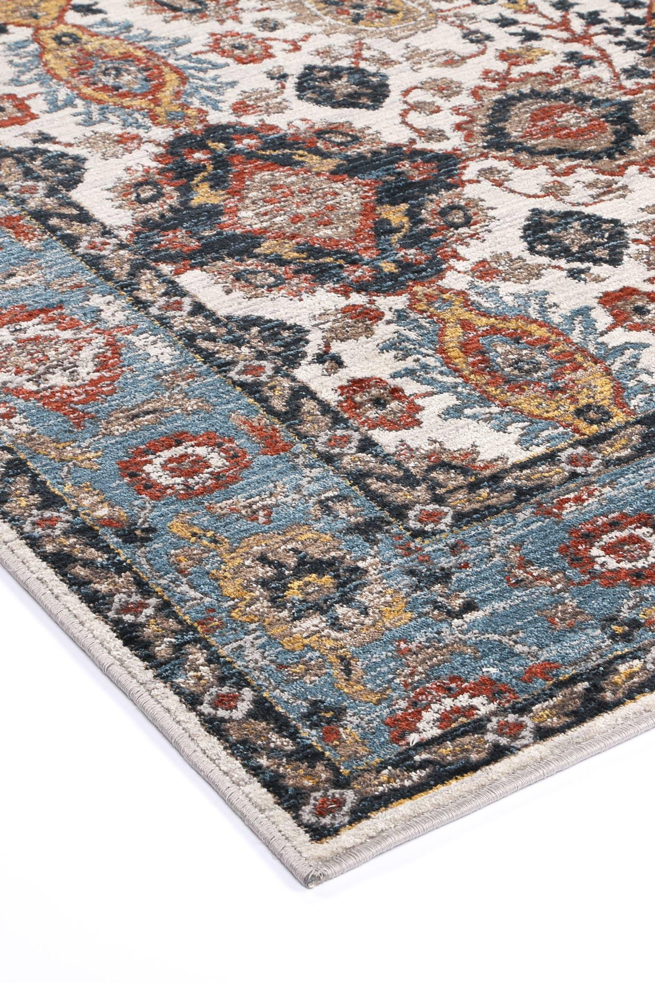 Radiance Sinop Traditional Multi Rug - The Rugs