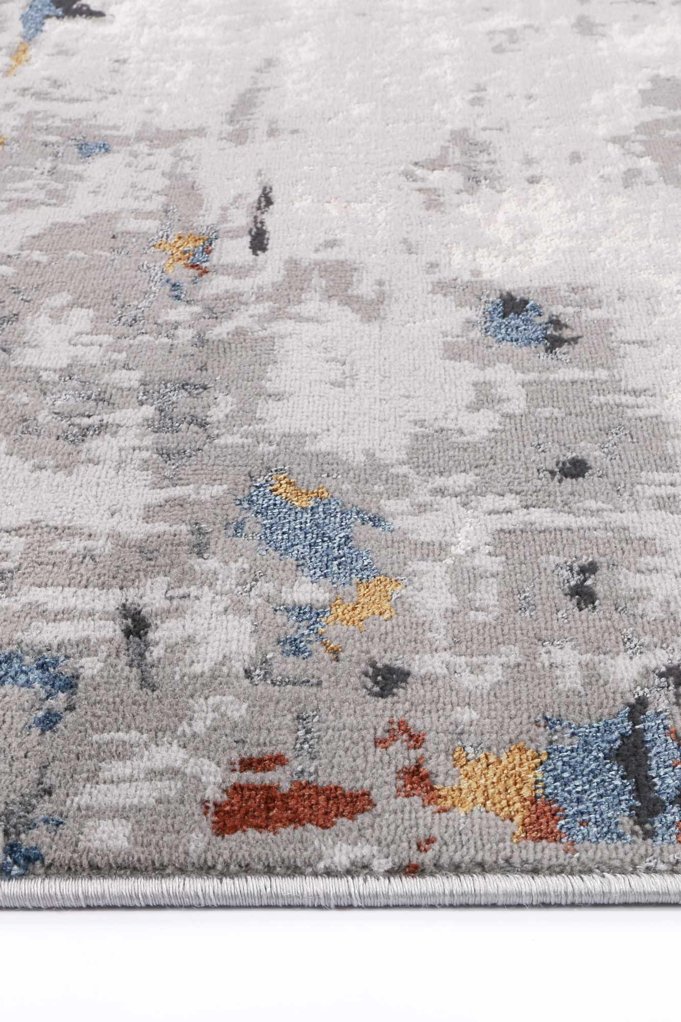 Drift Multi Soft Abstract Rug - The Rugs