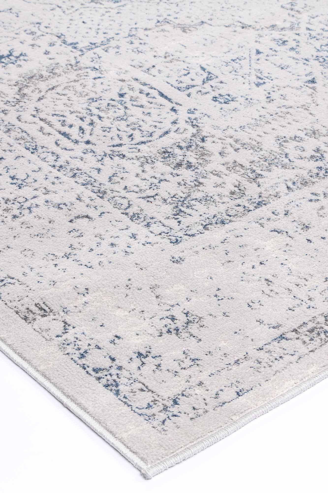 Drift Navy Traditional Rug - The Rugs