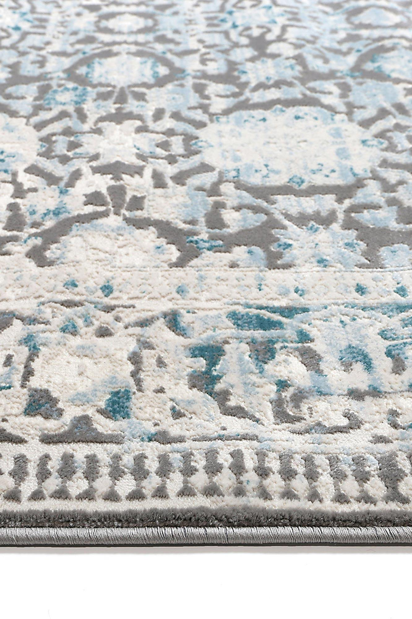 Dante Aoede Blue  Rug - The Rugs