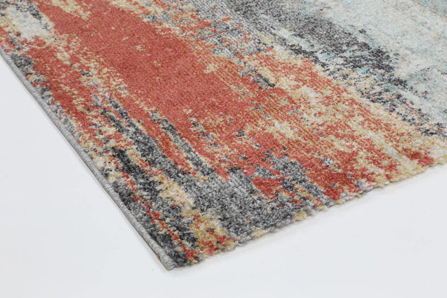 Clara Aveza Abstract Multi Rug