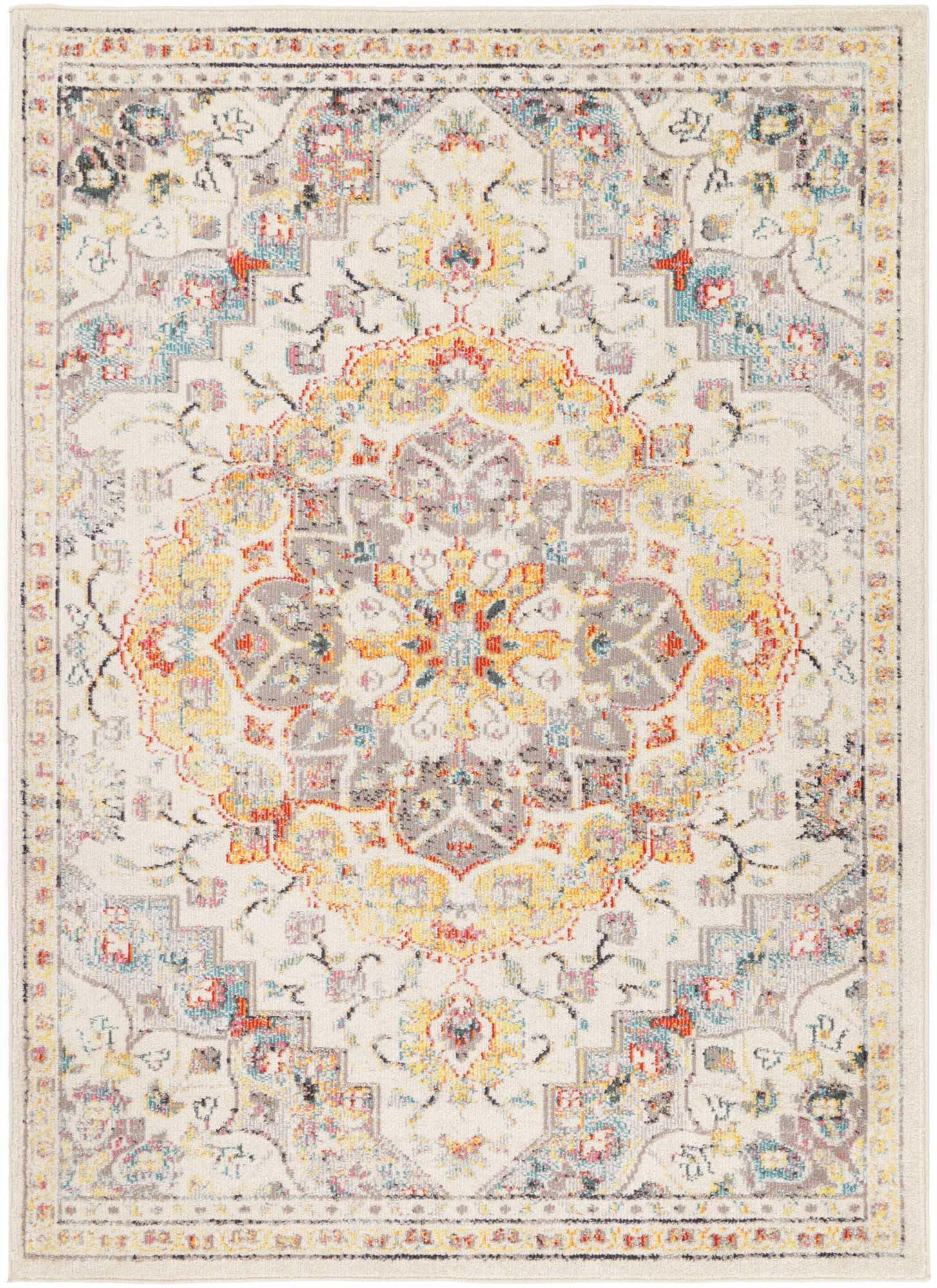 Ziva Multi Floral Rug - The Rugs