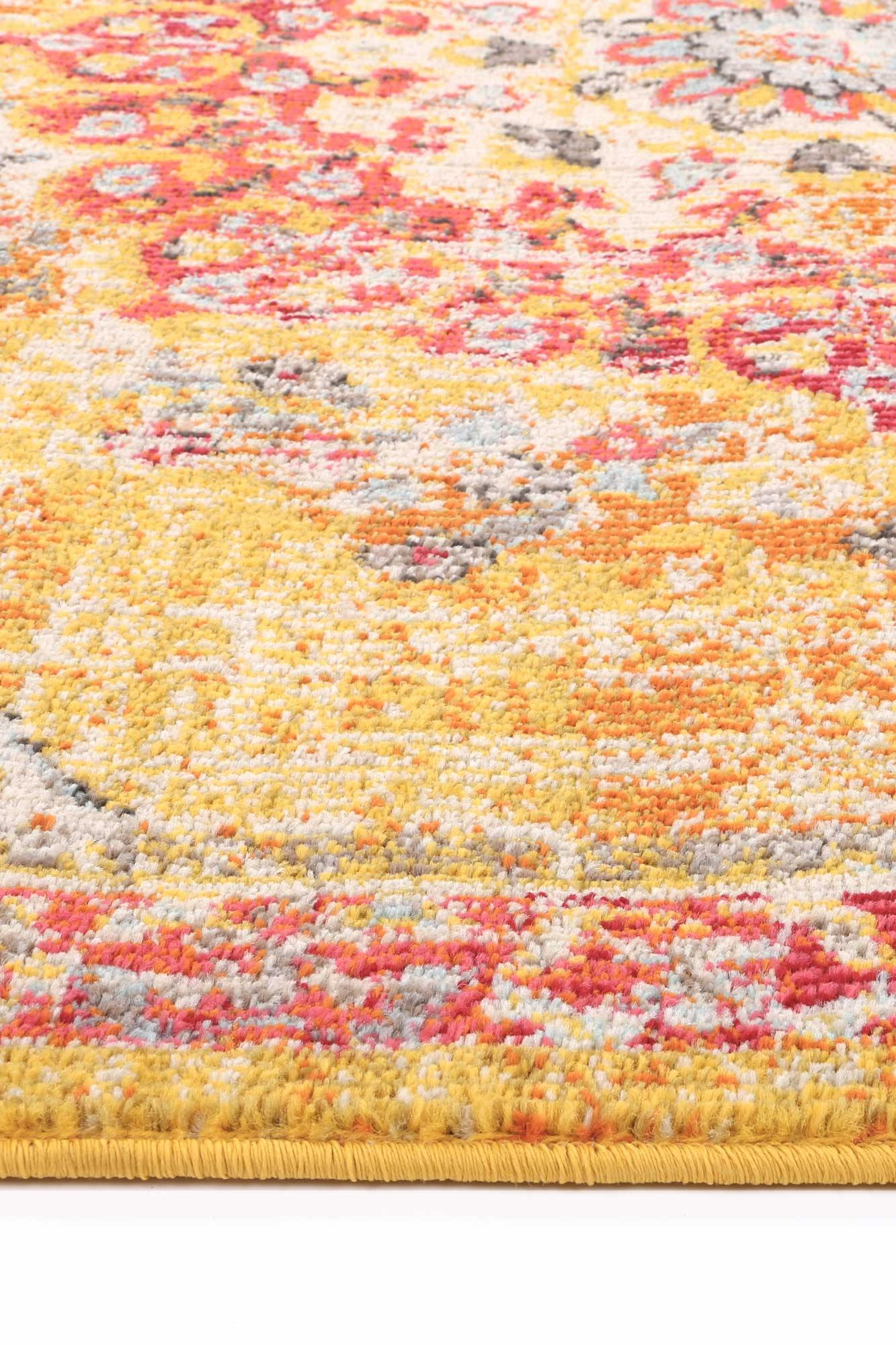 Ziva Sunset Transitional Rug - The Rugs