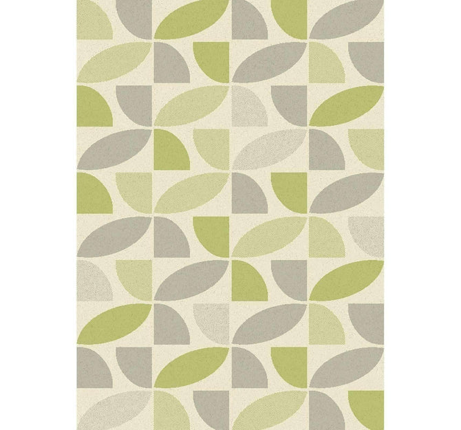 Accent Modern 15141 Lime Green Rug, [cheapest rugs online], [au rugs], [rugs australia]