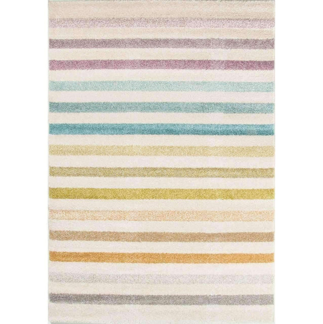 Accent Modern Stripped 15101 Multi Rug, [cheapest rugs online], [au rugs], [rugs australia]