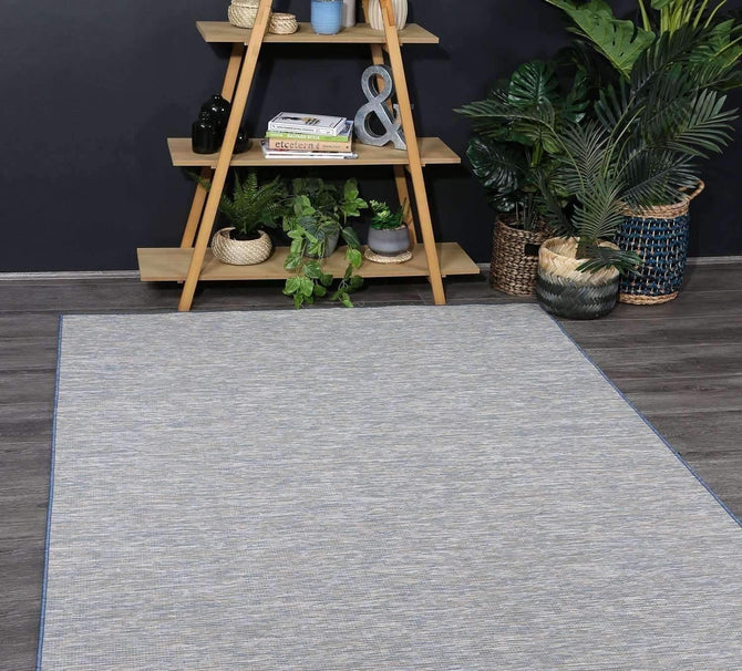 Alfresco Reversible Indoor Outdoor Blue Rug, [cheapest rugs online], [au rugs], [rugs australia]