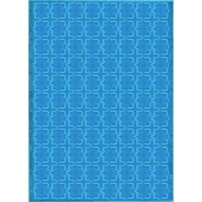 Alpha Modern Collection 4934A D.turqoise Rug, [cheapest rugs online], [au rugs], [rugs australia]
