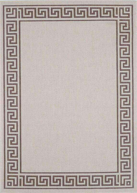 Capella Beige Bordered Patterned Rug, [cheapest rugs online], [au rugs], [rugs australia]