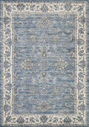 Casper Chobi Transitional Design Blue Rug, [cheapest rugs online], [au rugs], [rugs australia]