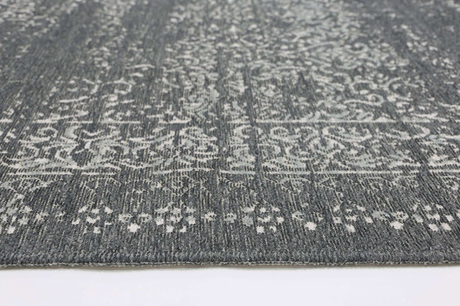 Century Distressed Fully Reversible Rug Grey, [cheapest rugs online], [au rugs], [rugs australia]