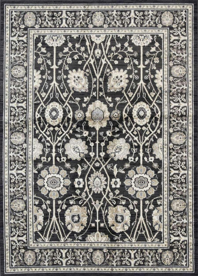 Eden Grey Ziegler Traditional Rug, [cheapest rugs online], [au rugs], [rugs australia]