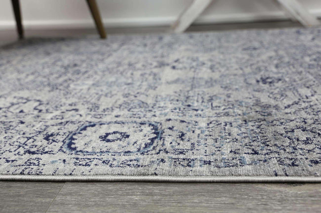 Eden Light Grey Ziegler Traditional Ikat Rug, [cheapest rugs online], [au rugs], [rugs australia]