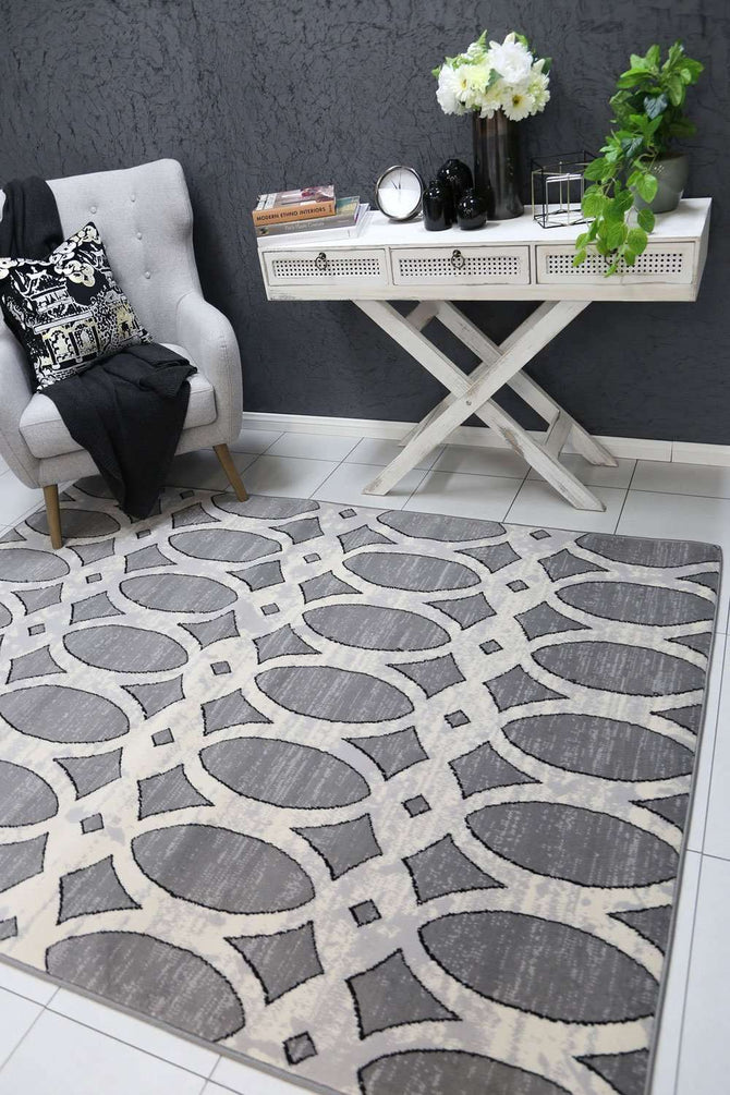 Emory Grey Stunning Modern Luxe Rug, [cheapest rugs online], [au rugs], [rugs australia]