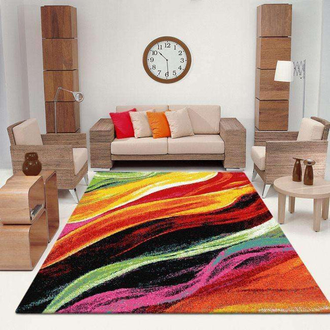 Gemini Modern Collection 7432 Multi Rug, [cheapest rugs online], [au rugs], [rugs australia]