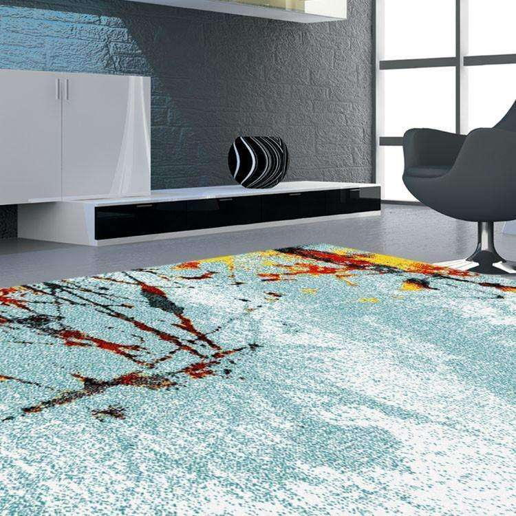 Gemini Modern Collection 7614 Multi Rug, [cheapest rugs online], [au rugs], [rugs australia]