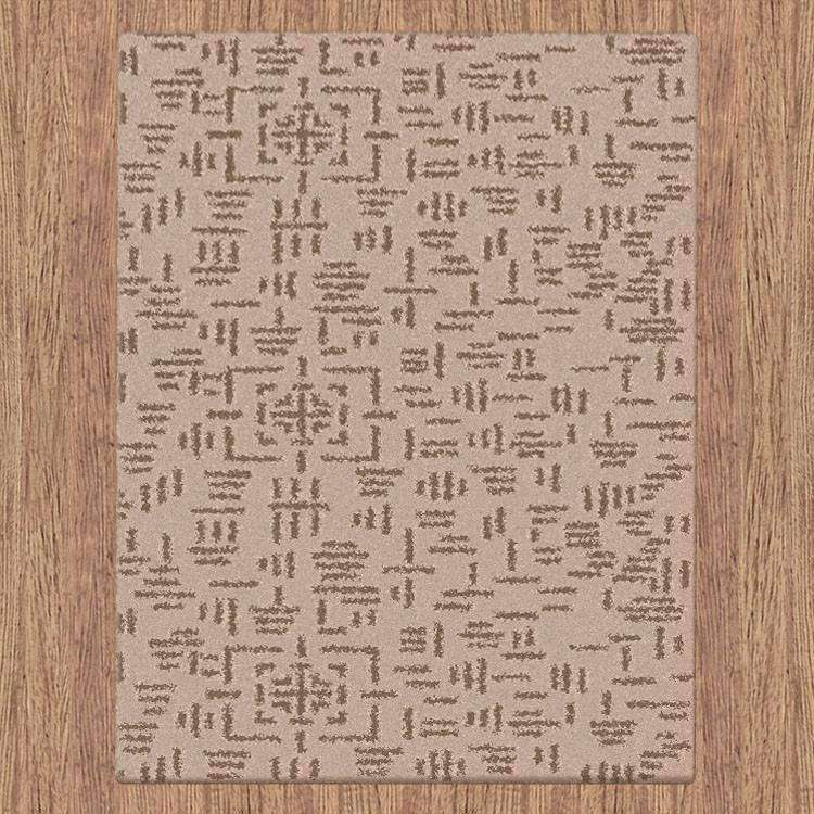 Hermitance Patterned Shag 920 Beige Rug, [cheapest rugs online], [au rugs], [rugs australia]
