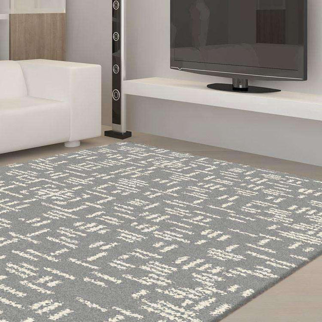 Hermitance Patterned Shag 920 Grey Rug, [cheapest rugs online], [au rugs], [rugs australia]