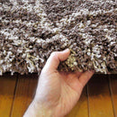 Hermitance Patterned Shag 921 Brown Rug, [cheapest rugs online], [au rugs], [rugs australia]