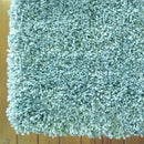 Hermitance Plain Shag 8206 Turquoise Rug, [cheapest rugs online], [au rugs], [rugs australia]