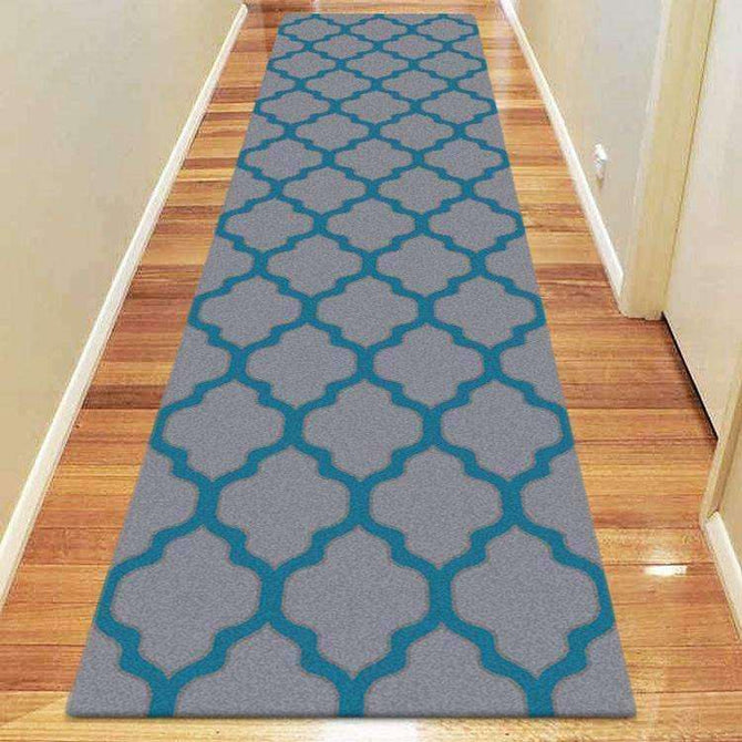 Icon Modern 742 Grey Runner Rug, [cheapest rugs online], [au rugs], [rugs australia]