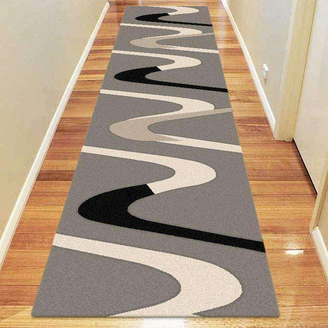 Icon Modern Collection 052 Ash Runner Rug, [cheapest rugs online], [au rugs], [rugs australia]