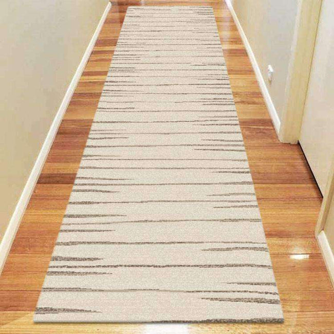 Icon Modern Collection 369 Beige Runner Rug, [cheapest rugs online], [au rugs], [rugs australia]