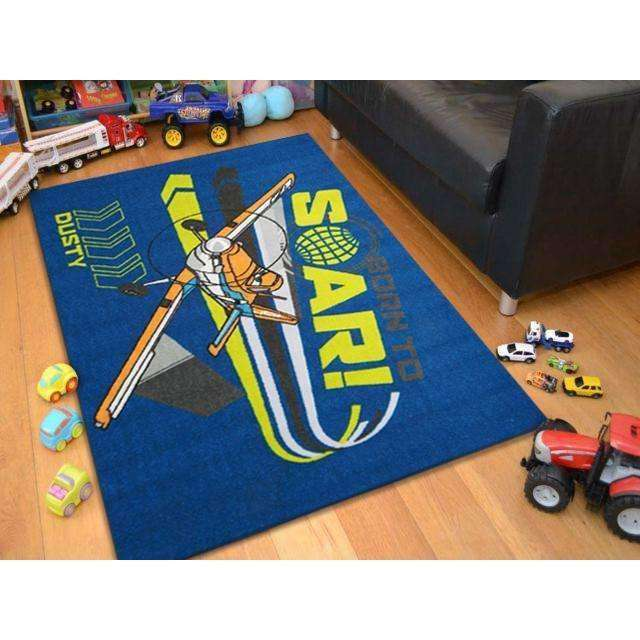 Kids Disney Planes Fun Play Rug, [cheapest rugs online], [au rugs], [rugs australia]