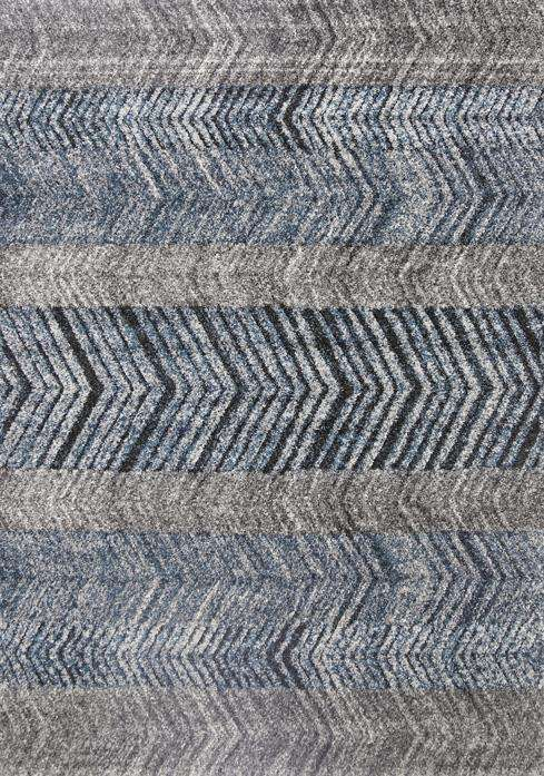 Kingston Blue Chevron Textured Pile Rug, [cheapest rugs online], [au rugs], [rugs australia]