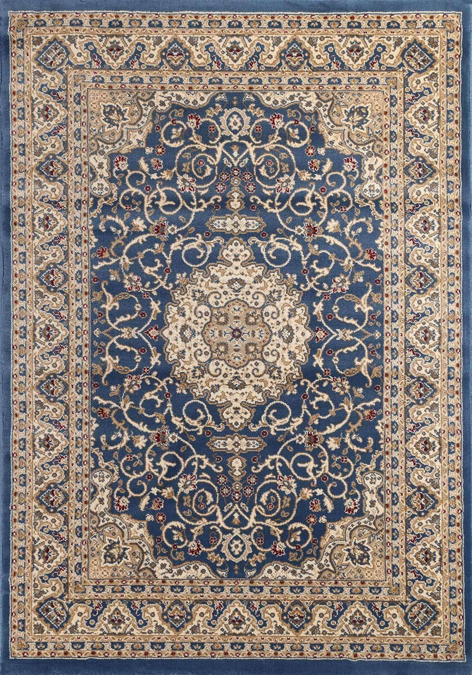 Lavish Traditional Collection 600 Blue, [cheapest rugs online], [au rugs], [rugs australia]