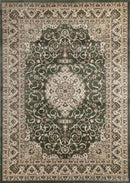 Lavish Traditional Collection 600 Green, [cheapest rugs online], [au rugs], [rugs australia]