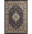 Lavish Traditional Collection 600 Navy, [cheapest rugs online], [au rugs], [rugs australia]