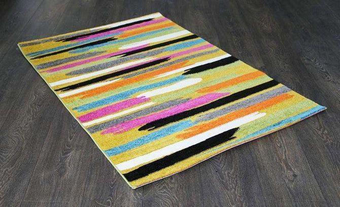 Liberty Abstract Yellow Multi Rug, [cheapest rugs online], [au rugs], [rugs australia]