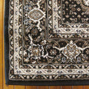 Mystique Traditional 7650 Black Rug, [cheapest rugs online], [au rugs], [rugs australia]