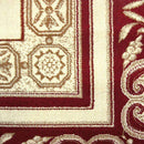 Mystique Traditional 7652 Red Rug, [cheapest rugs online], [au rugs], [rugs australia]
