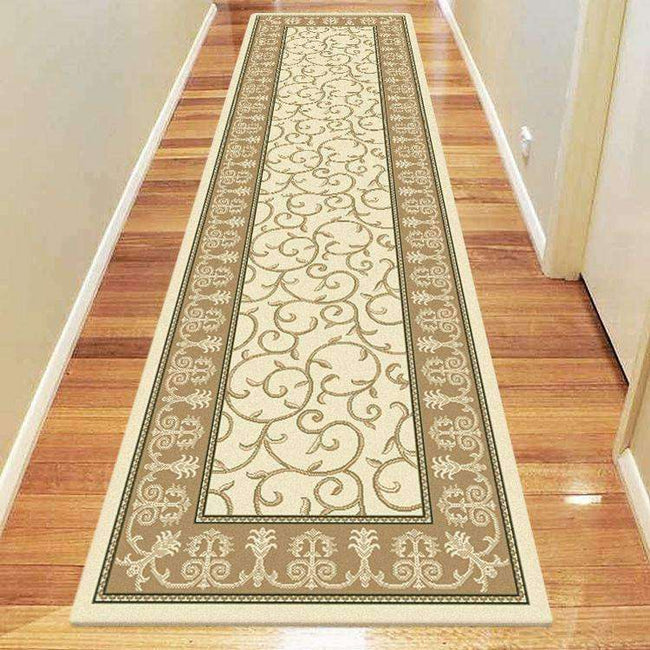 Mystique Traditional 7653 Cream Rug, [cheapest rugs online], [au rugs], [rugs australia]