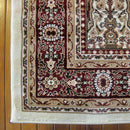 Mystique Traditional 7654 Cream Rug, [cheapest rugs online], [au rugs], [rugs australia]