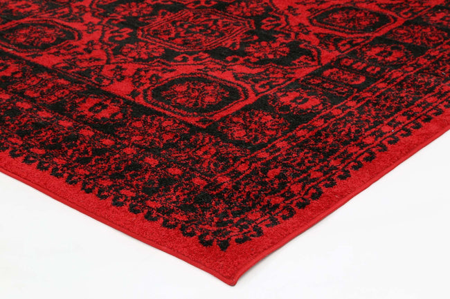 Nadia Afghan Traditional Red Rug, [cheapest rugs online], [au rugs], [rugs australia]