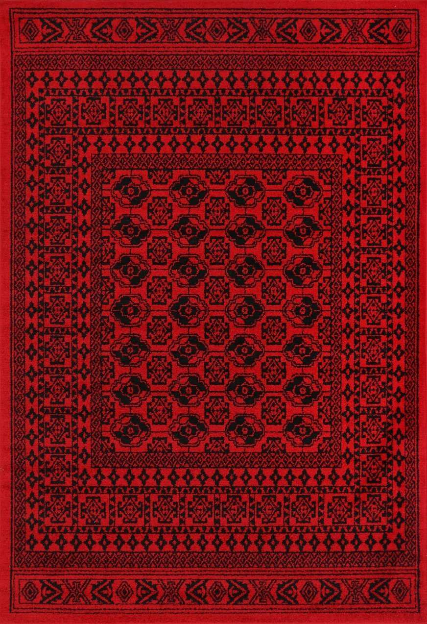 Nadia Traditional Afghan Red Rug, [cheapest rugs online], [au rugs], [rugs australia]