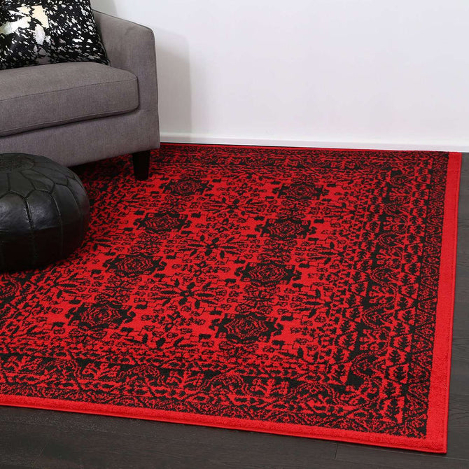Nadia Traditional Khal Red Afghan Rug, [cheapest rugs online], [au rugs], [rugs australia]