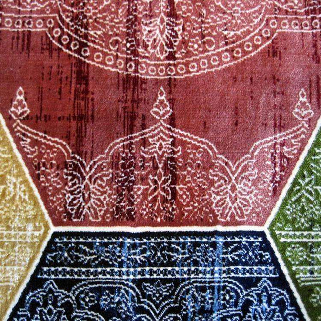 Nima Classic Design 0889 Red Rug, [cheapest rugs online], [au rugs], [rugs australia]