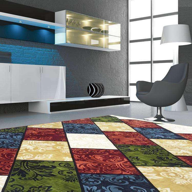 Nima Classic Design 0910 Red Rug, [cheapest rugs online], [au rugs], [rugs australia]