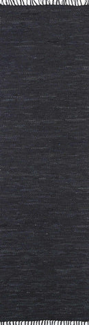 Nordic Modern Black Leather Rug, [cheapest rugs online], [au rugs], [rugs australia]