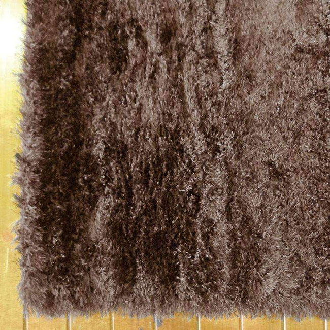 Oslo Silky Soft Shag 1001 Chocolate Rug, [cheapest rugs online], [au rugs], [rugs australia]